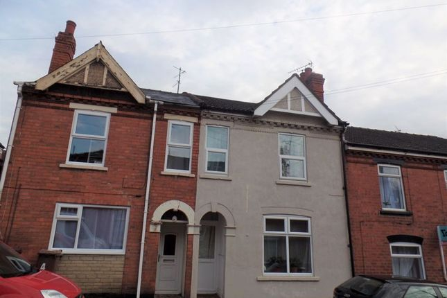 3 bed terraced house to rent in Toronto Street, Lincoln LN2