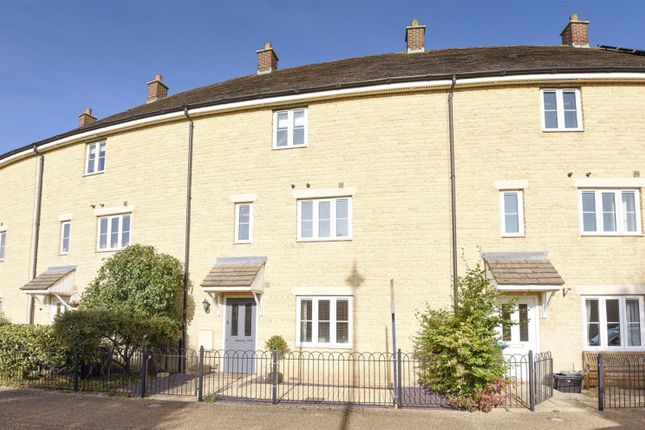 Thumbnail Terraced house to rent in Bluebell Way, Carterton