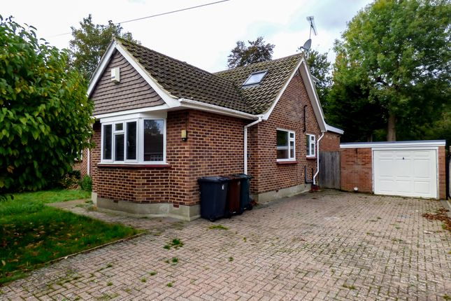 Thumbnail Semi-detached bungalow for sale in Hartshaw, New Barn, Longfield