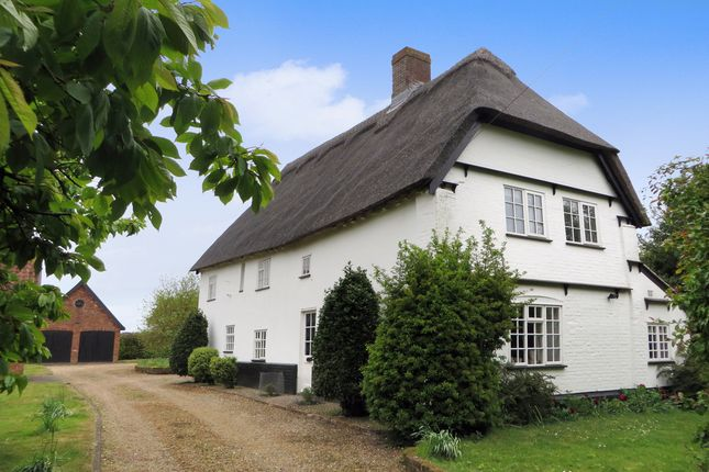 Thumbnail Detached house for sale in Chediston Green, Chediston, Halesworth
