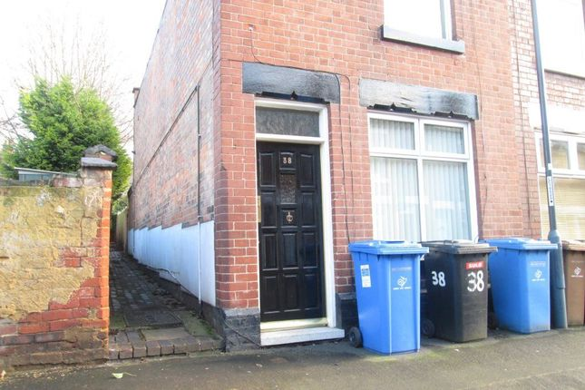 Thumbnail Property to rent in Arnold Street, Derby