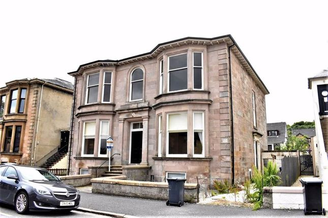 Thumbnail Property for sale in 53A, Newton Street, Greenock, Renfrewshire
