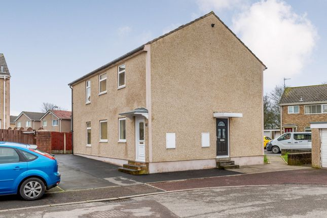 Thumbnail Flat for sale in Dent View, Egremont, Cumbria