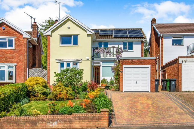 Thumbnail Detached house for sale in Woolaston Avenue, Cardiff, South Glamorgan