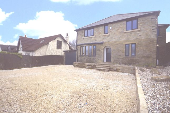 Thumbnail Detached house for sale in Lightridge Road, Fixby, Huddersfield