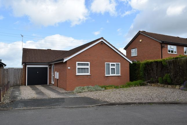 Thumbnail Detached bungalow for sale in Hopkins Heath, Shawbirch, Telford, Shropshire
