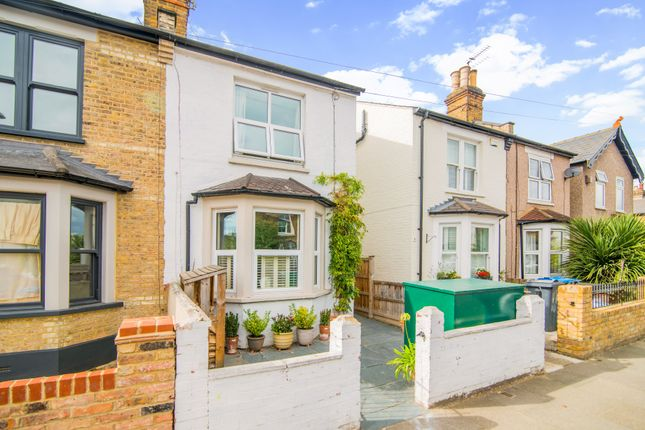 Thumbnail Semi-detached house for sale in Willoughby Road, Kingston Upon Thames
