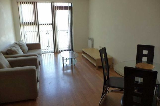 Thumbnail Flat to rent in Chapel Street, Salford