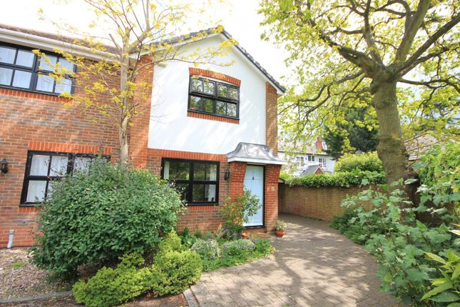 Thumbnail Semi-detached house for sale in Springfield Mews, Surley Row, Emmer Green, Reading