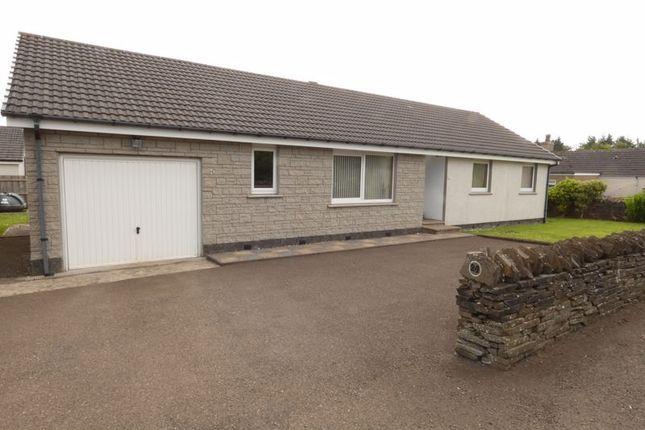 Thumbnail Detached bungalow for sale in Sinclair Lane, Halkirk