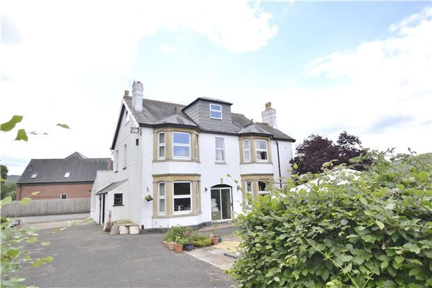 Thumbnail Detached house for sale in Shurdington Road, Brockworth, Gloucester
