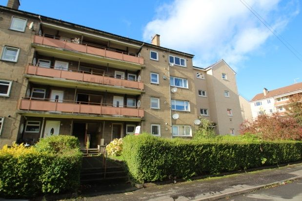 Thumbnail Flat to rent in Nethercairn Road, Giffnock, Glasgow