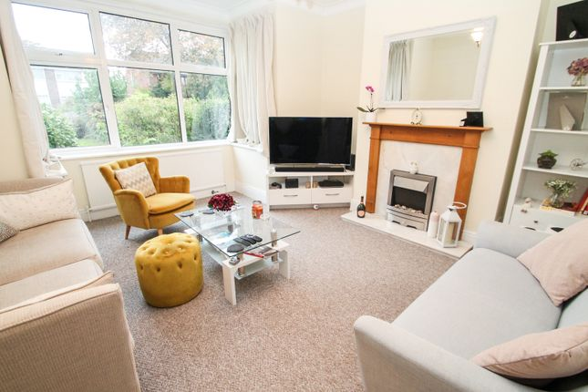 Thumbnail Semi-detached house to rent in North Park Avenue, Roundhay, Leeds