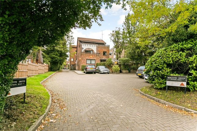 2 bed flat for sale in Welcote Drive, Northwood, Middlesex HA6