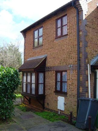 Thumbnail Terraced house to rent in Malthouse Green, Wigmore, Luton