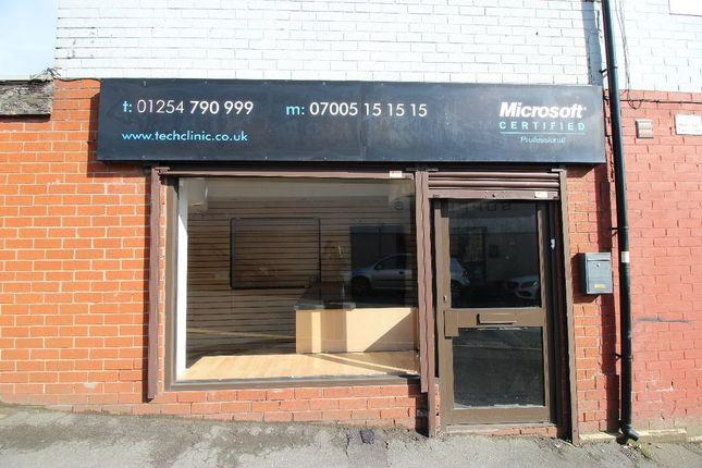 Thumbnail Retail premises to let in Oswald Street, Blackburn