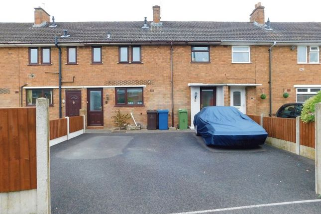 3 bed terraced house for sale in 8 Morton Road, Moss Pitt, Stafford.