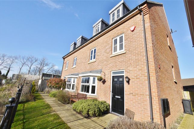 Thumbnail Semi-detached house for sale in Victoria Road, Ongar, Essex