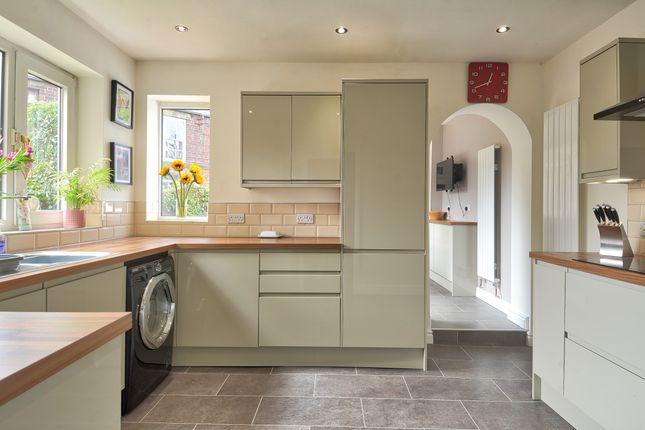 Thumbnail Link-detached house for sale in Stubley Lane, Dronfield