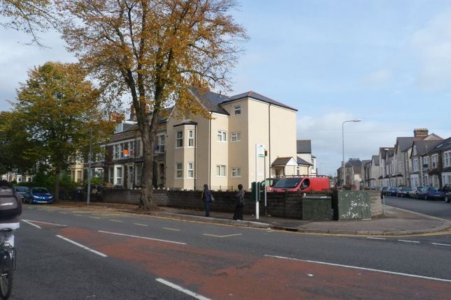 Thumbnail Flat to rent in Richmond Road, Cathays, Cardiff