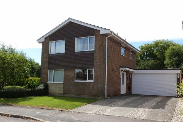 Thumbnail Detached house to rent in Eastmere, Swindon