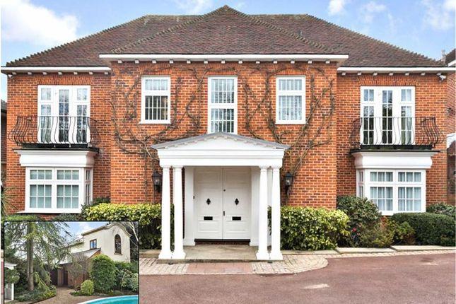 Thumbnail Detached house for sale in Totteridge Lane, Totteridge, London