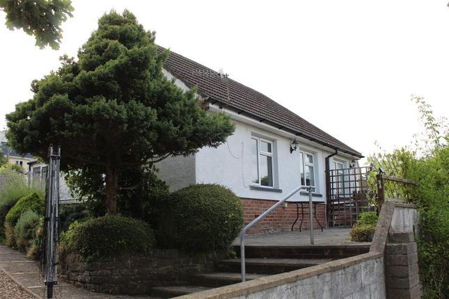 Thumbnail Detached bungalow for sale in Ladysmith Road, Blackwood
