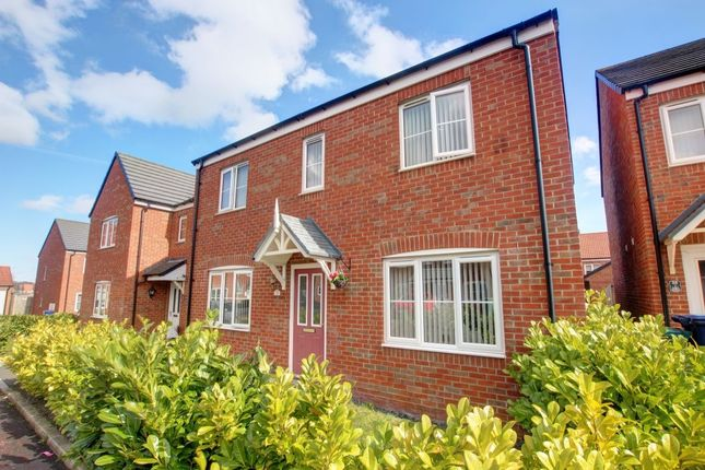 Thumbnail Detached house for sale in Wheatfield Road, Newcastle Upon Tyne