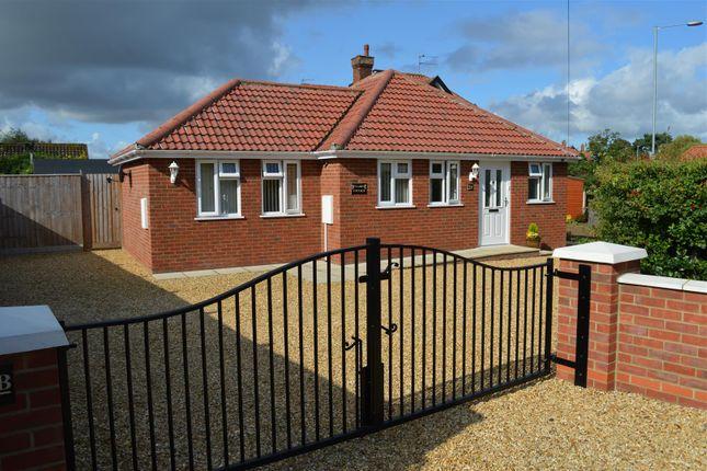 Thumbnail Detached bungalow for sale in Reffley Lane, King's Lynn