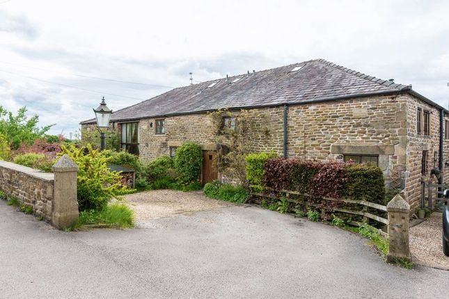 Thumbnail Barn conversion for sale in Arley Lane, Haigh, Wigan