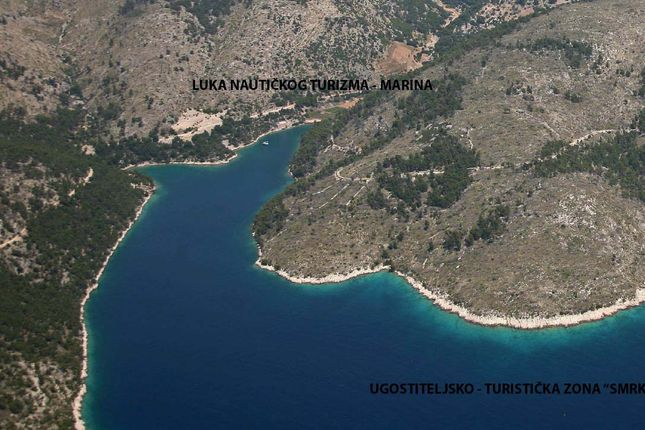 Thumbnail Land for sale in Brač, Croatia