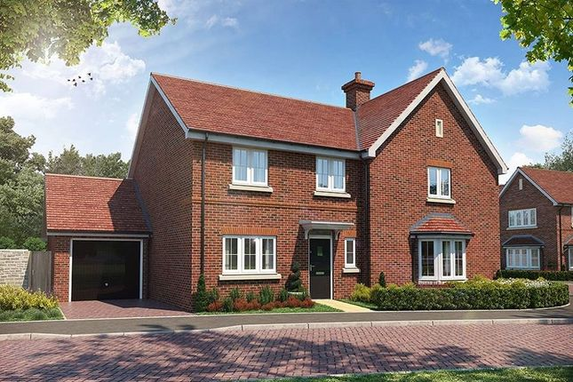 "Thumbnail Semi-detached house for sale in ""The Himscot"" at Gravel Lane, Drayton, Abingdon"