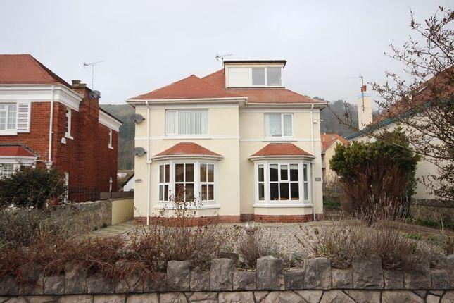 Thumbnail Flat for sale in Gloddaeth Avenue, Llandudno