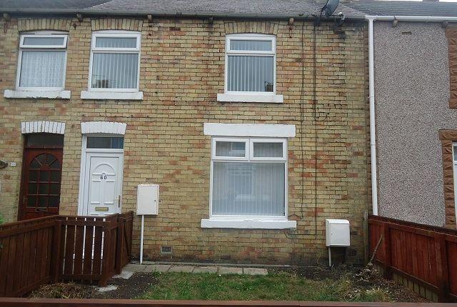 Thumbnail Terraced house for sale in Juliet Street, Ashington, Northumberland