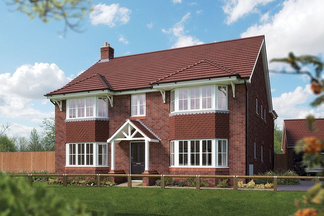 "Thumbnail Detached house for sale in ""The Ascot"" at Campton Road, Shefford"