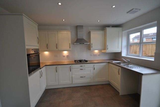 2 bed town house to rent in Blakeholme Court, Burton On Trent, Staffordshire DE14
