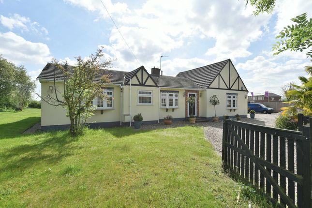 Thumbnail Detached bungalow for sale in Halstead Hill, Goffs Oak, Waltham Cross