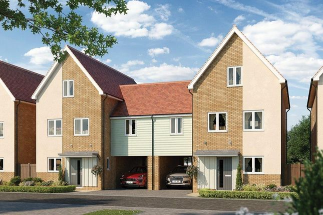 Thumbnail Link-detached house for sale in Thorpe Road, Longthorpe, Peterborough