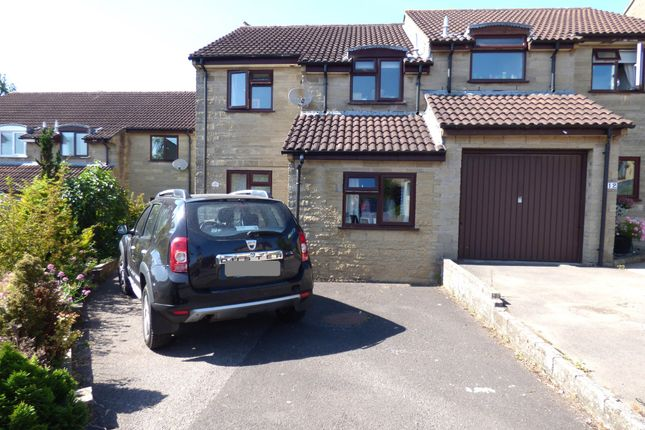 Semi-detached house to rent in Townsend Rise, Bruton