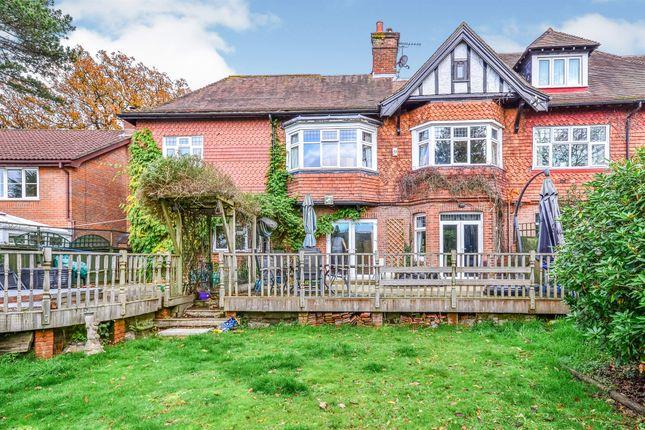 Semi-detached house for sale in Midanbury Lane, Southampton