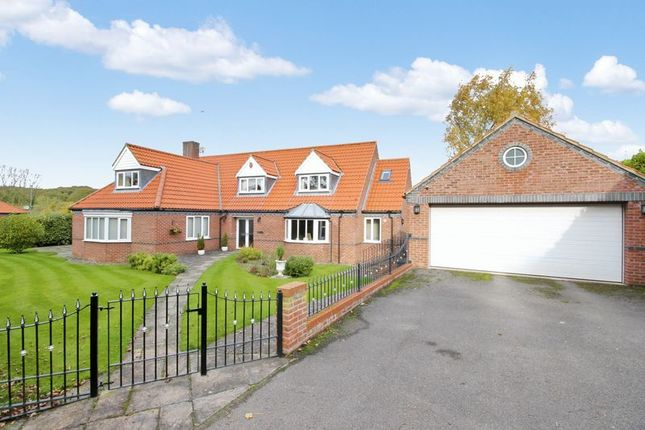 Thumbnail Detached house for sale in Goldenfields, High Street, Scalby, Scarborough