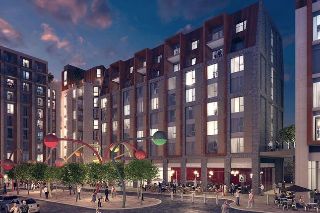 1 bed flat for sale in Wolstenholme Square, Liverpool