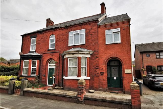 Thumbnail Flat to rent in Station Road, Lostock Gralam, Northwich