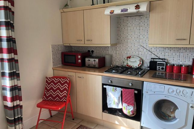Thumbnail Flat to rent in Bryn House, Main Road, Church Village