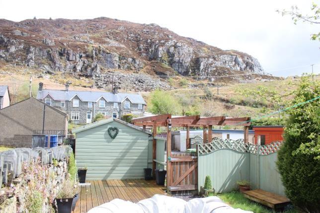 3 bed terraced house for sale in Manod Road, Blaenau Ffestiniog, Gwynedd, . LL41
