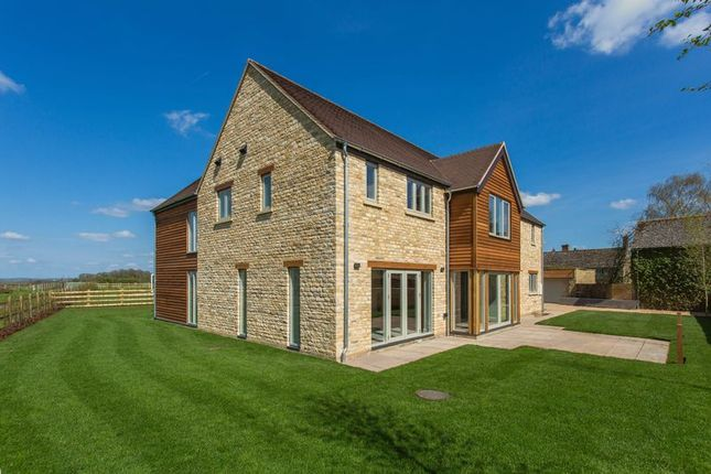 Thumbnail Detached house for sale in Tucks Lane, Longworth, Abingdon