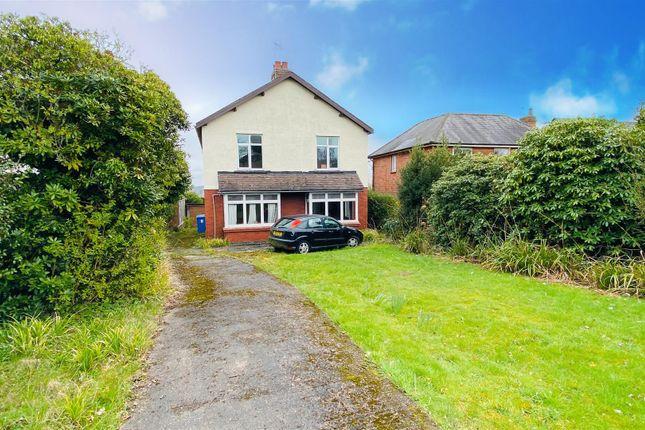 5 bed detached house for sale in Duffield Road, Allestree, Derby DE22