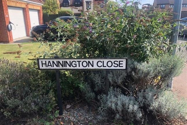 5 bed detached house for sale in Hannington Close, Whittlesey, Peterborough PE7