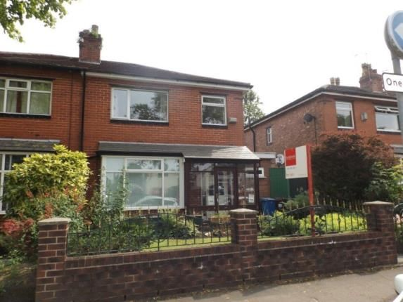 Thumbnail Semi-detached house for sale in Egerton Road, Whitefield, Greater Manchester