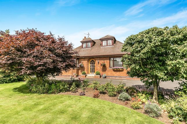 Thumbnail Detached bungalow for sale in Groomsdale Lane, Hawarden, Deeside